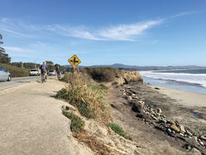 Harbor District takes lead on Surfer's Beach: Dredging project south of Pillar Point Harbor remains stalled, local agency seeks quicker action
