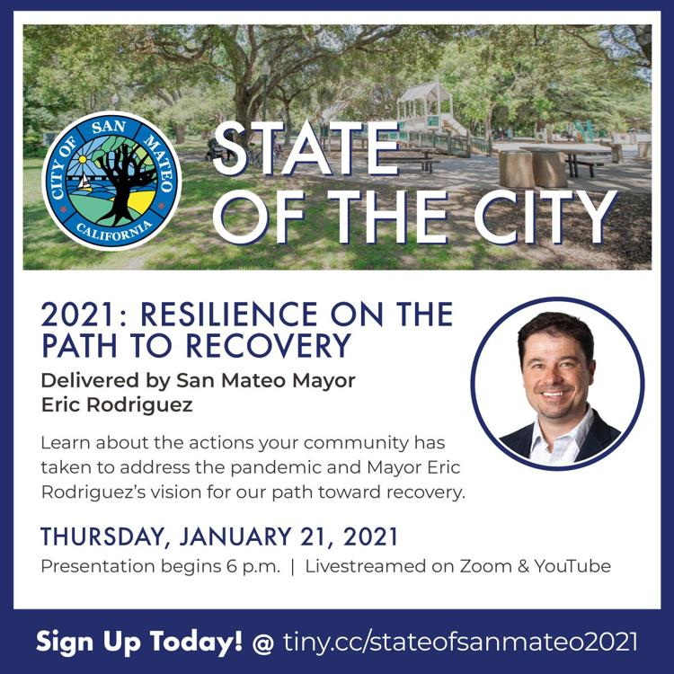 San Mateo State of the City 2021
