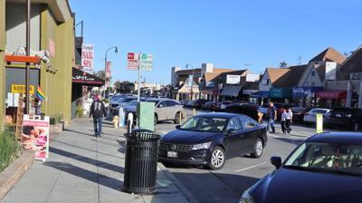 25th Avenue in San Mateo