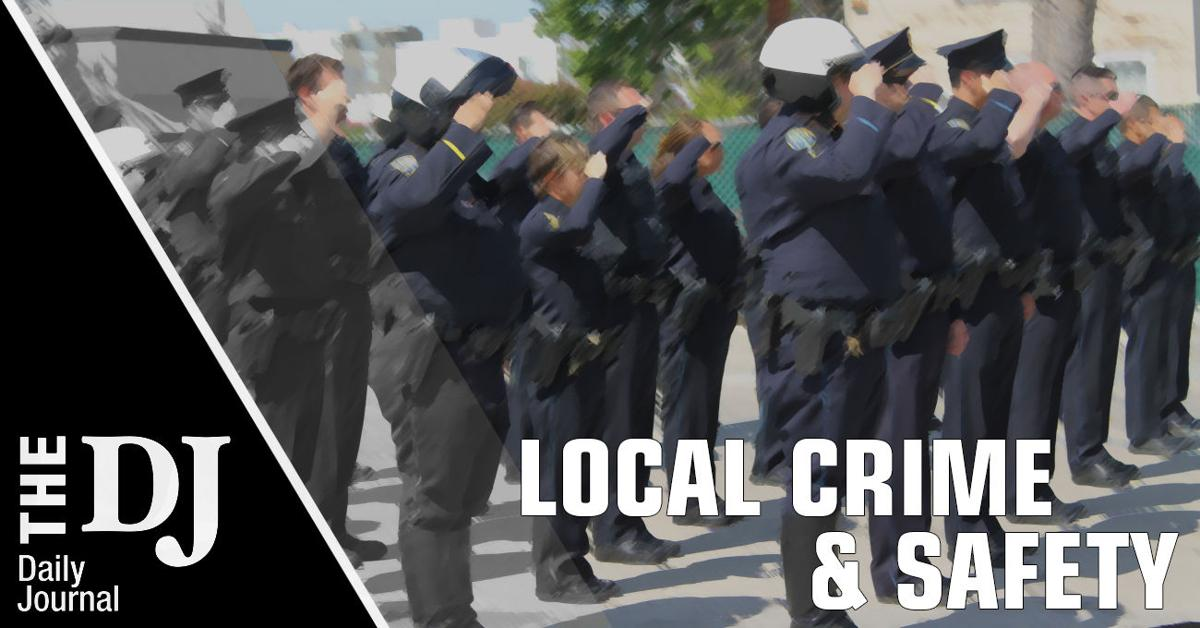 Daily Journal local crime safety