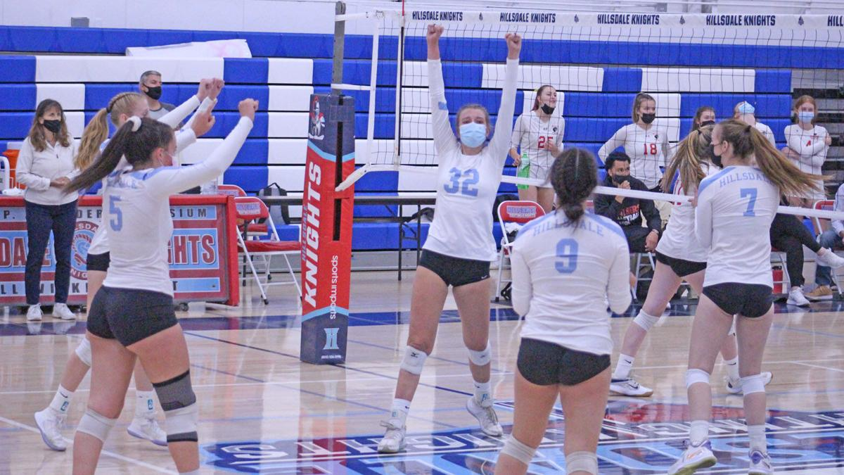 Hillsdale volleyball is unstoppable