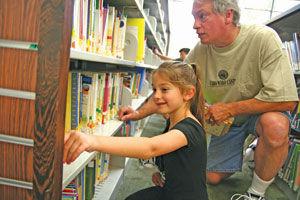 Libraries face hard realities