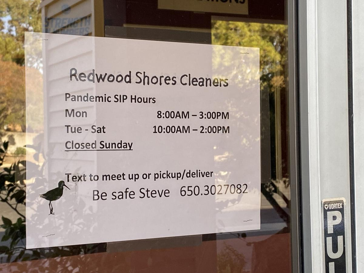 Redwood Shores Cleaners
