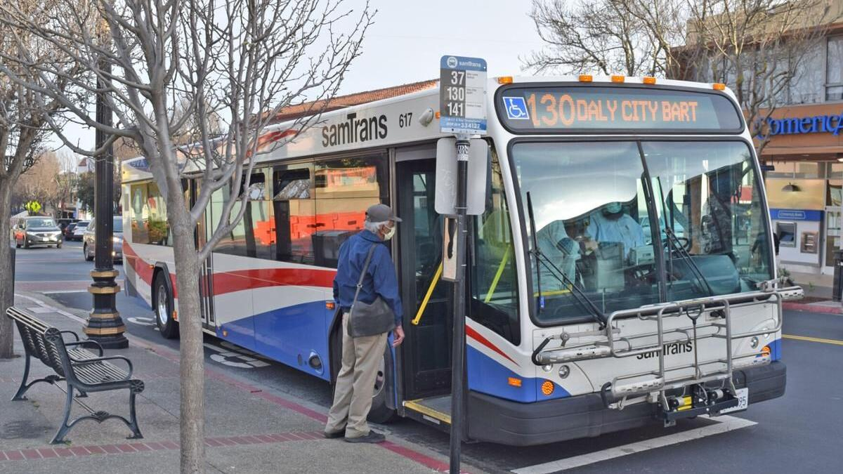 SamTrans eyes school service changes as part of Reimagine project