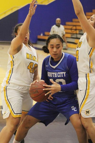 South City girls' hoops