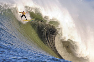 New management for Mavericks: Local surf competition organizers pair with Cartel Management