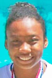 Crystal's Agunbiade highlights county swimmers at CCS