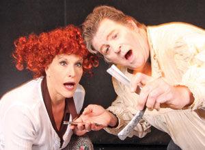 Redwood Symphony presents 'Sweeney Todd'