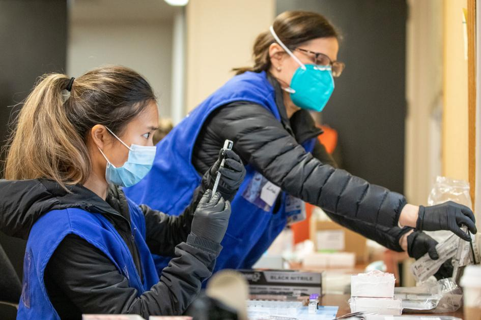 San Mateo County will expand vaccinations Feb 22 | Local News | smdailyjournal.com - San Mateo Daily Journal