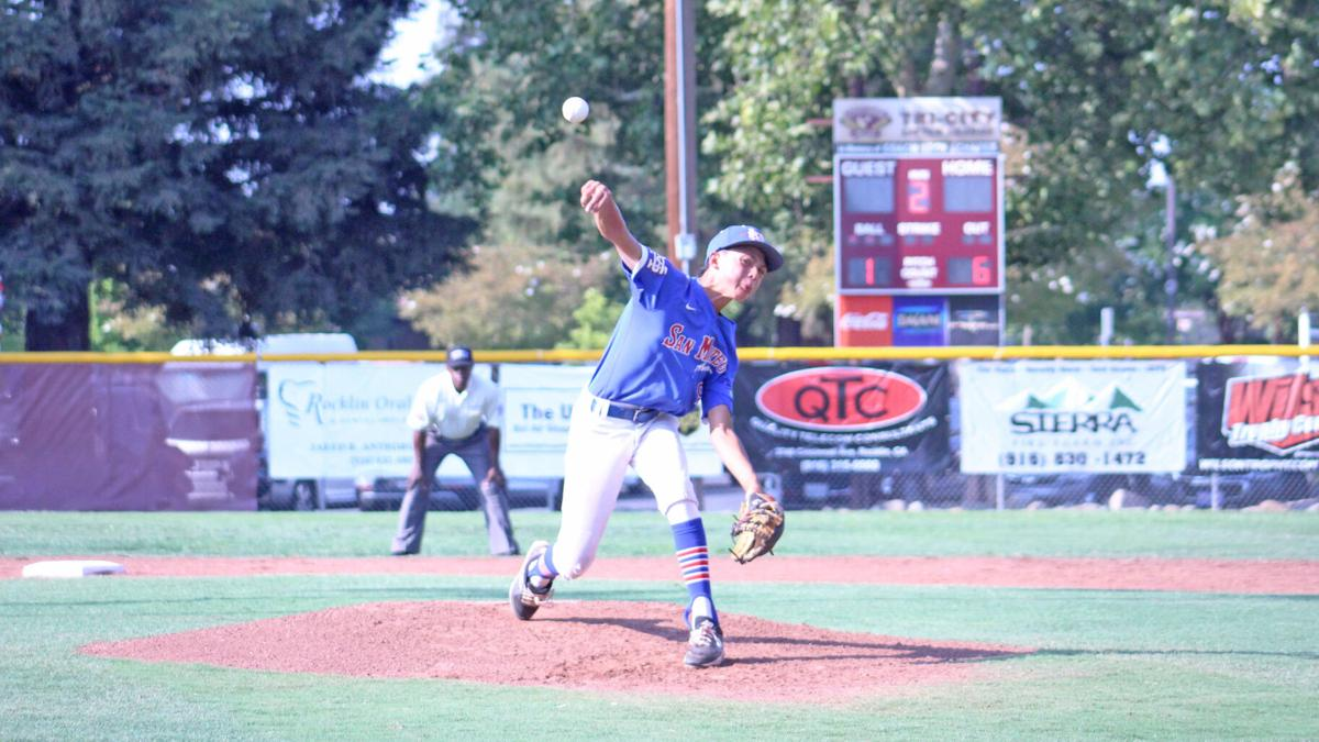 San Mateo American 11-12s bounce back after dropping Nor Cal opener