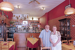 At Home In Redwood City Time And Care Marks Traditional Dishes At