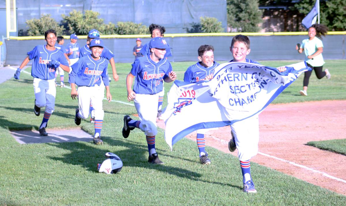 On to Nor Cals for two San Mateo LL teams | Local