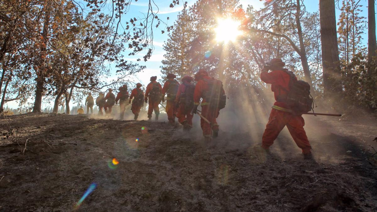 San Mateo County Parks Commission addresses fair compensation for inmate wildfire work crew