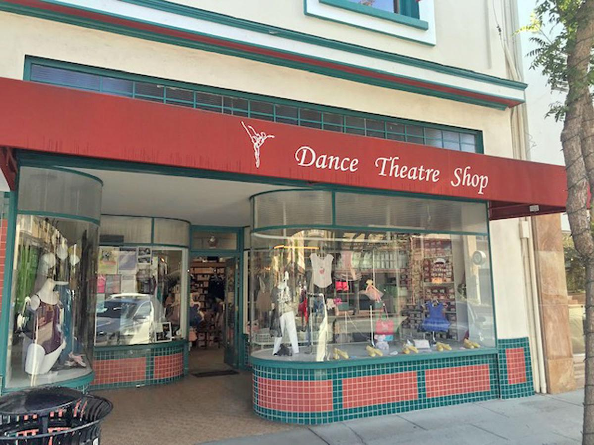 Dance Theatre Shop