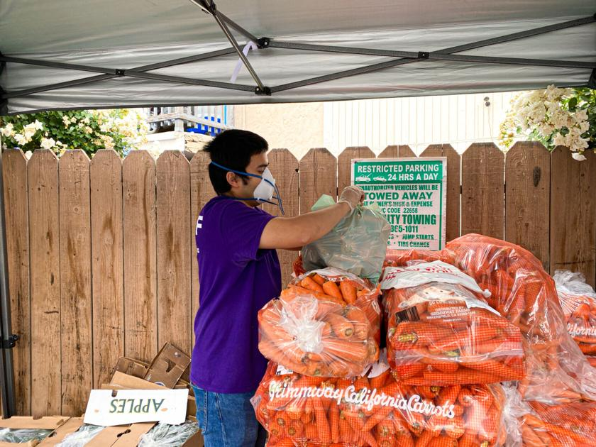 East Palo Alto-based Nuestra Casa filling new food need
