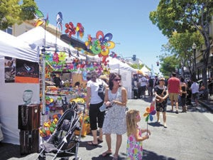 Celebrate start of summer: Second annual San Mateo SummerFest will include music, food, activities