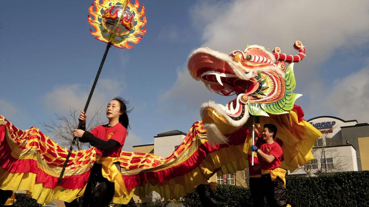 Spring Festival celebration