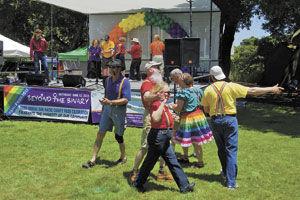 Third Annual San Mateo County Pride Celebration