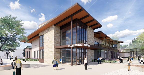 Millbrae Community Center plans advance