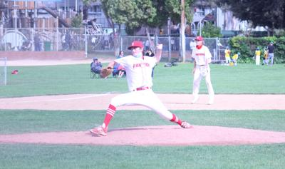 Burlingame baseball