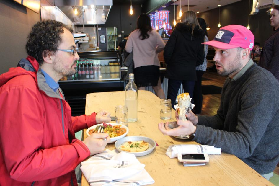 San Mateo's Curry Up Now amid expansion