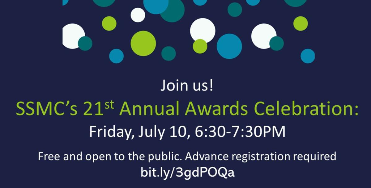 SSMC's Virtual Awards Celebration