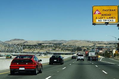 FasTrak, express lanes
