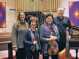 Musica Pacifica puts on an enticing show