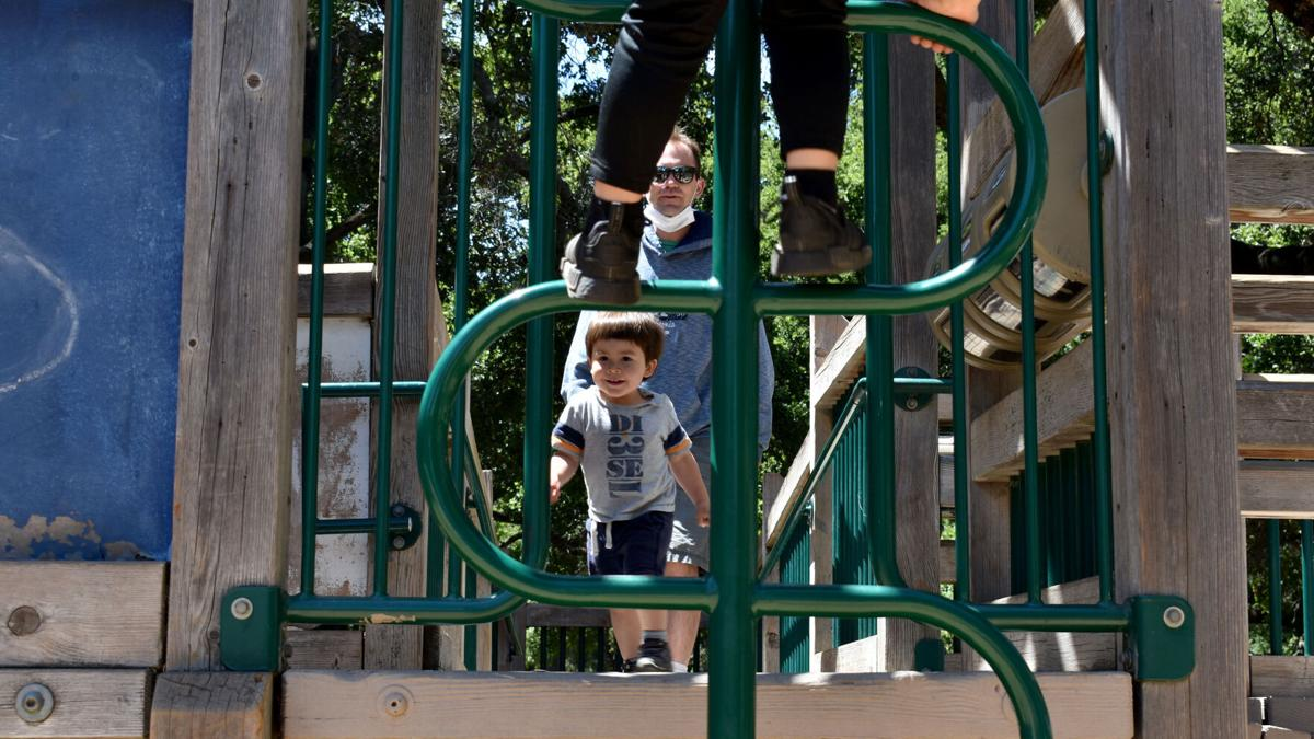 San Mateo's Central Park playground themes proposed