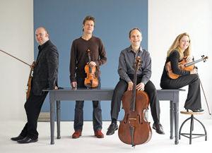 St. Lawrence String Quartet takes on John Adams