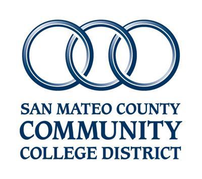 San Mateo County Community College District logo SMCCCD