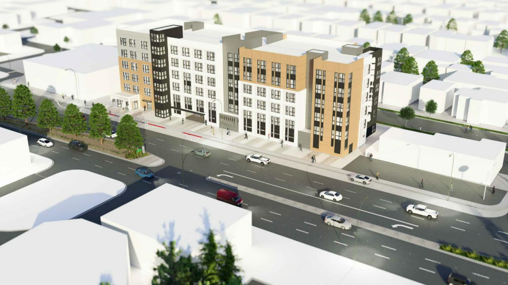 San Bruno gets proposal for 136 apartments