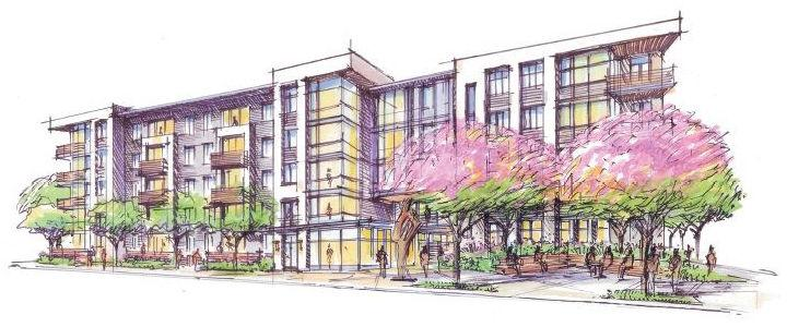 Affordable Housing Plans Taking Shape In Downtown San Mateo Local News Smdailyjournal