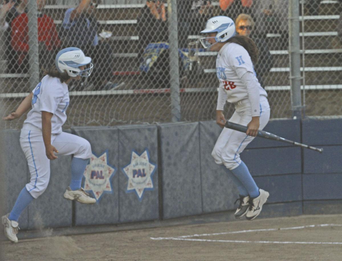 Hillsdale softball