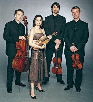 Pacifica Quartet shakes the winter blues: Music@Menlo features elegant and absorbing ensemble