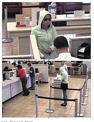 Wells Fargo bank robbed in Burlingame