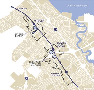 San Mateo map