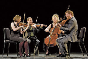 Concerts worthy of Valentine's Day: Cypress String Quartet and Boreal Trio perform Sunday