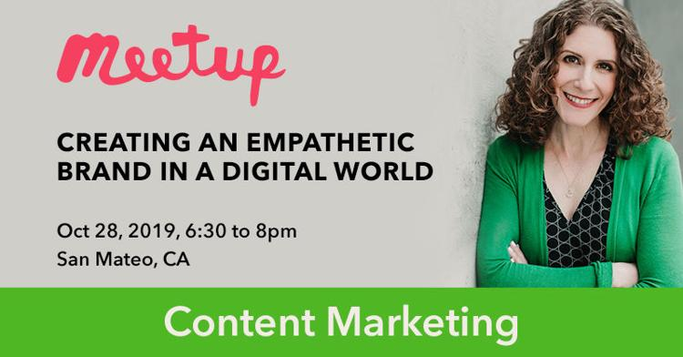 Bay Area Content Marketing Meetup