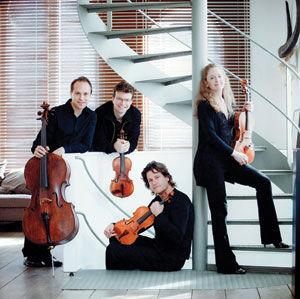 String quartet joins Stanford Live