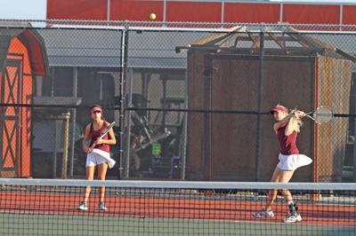 M-A girls tennis