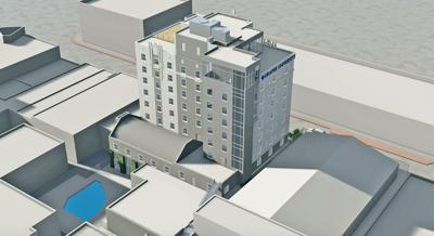 Draper University rendering