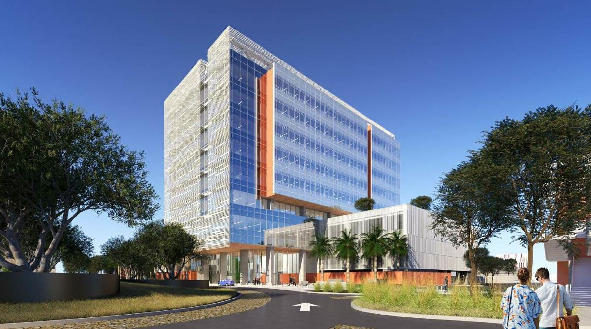 Stanford pitches medical offices for Redwood City   Local