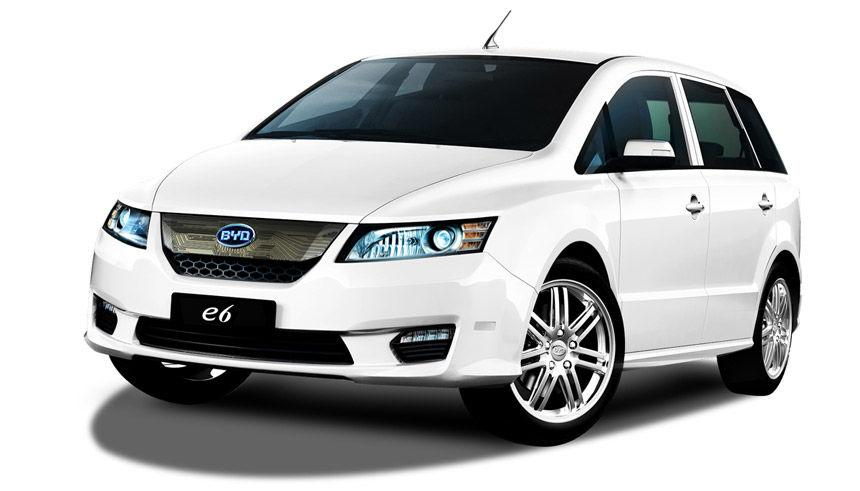 BYD opens service center in San Carlos