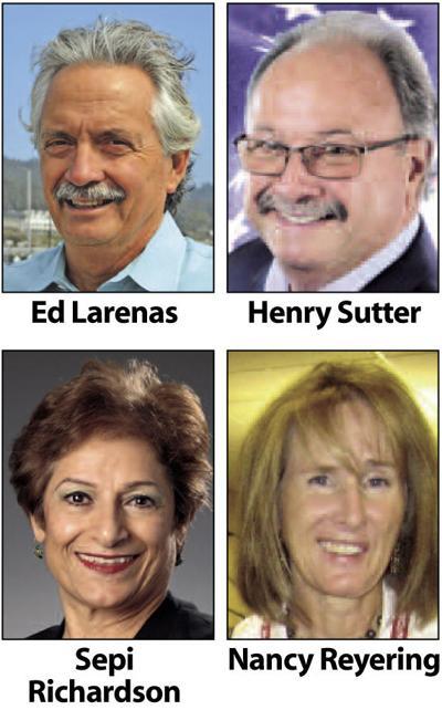 Harbor District candidates 2018