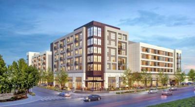 Burlingame development
