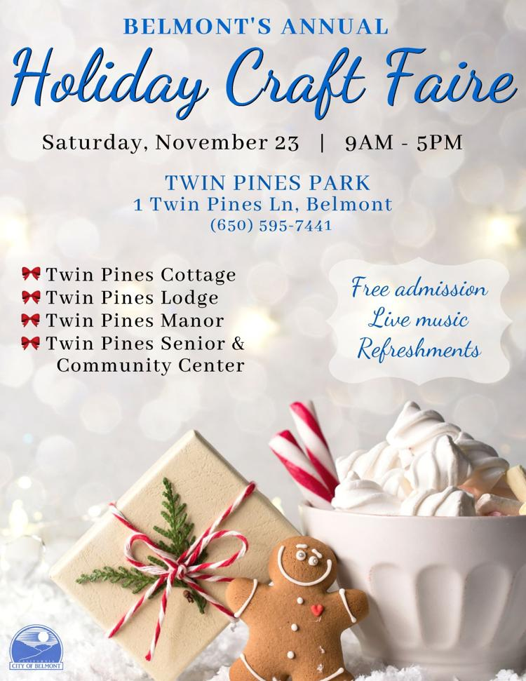 Belmont Holiday Craft Faire 2019