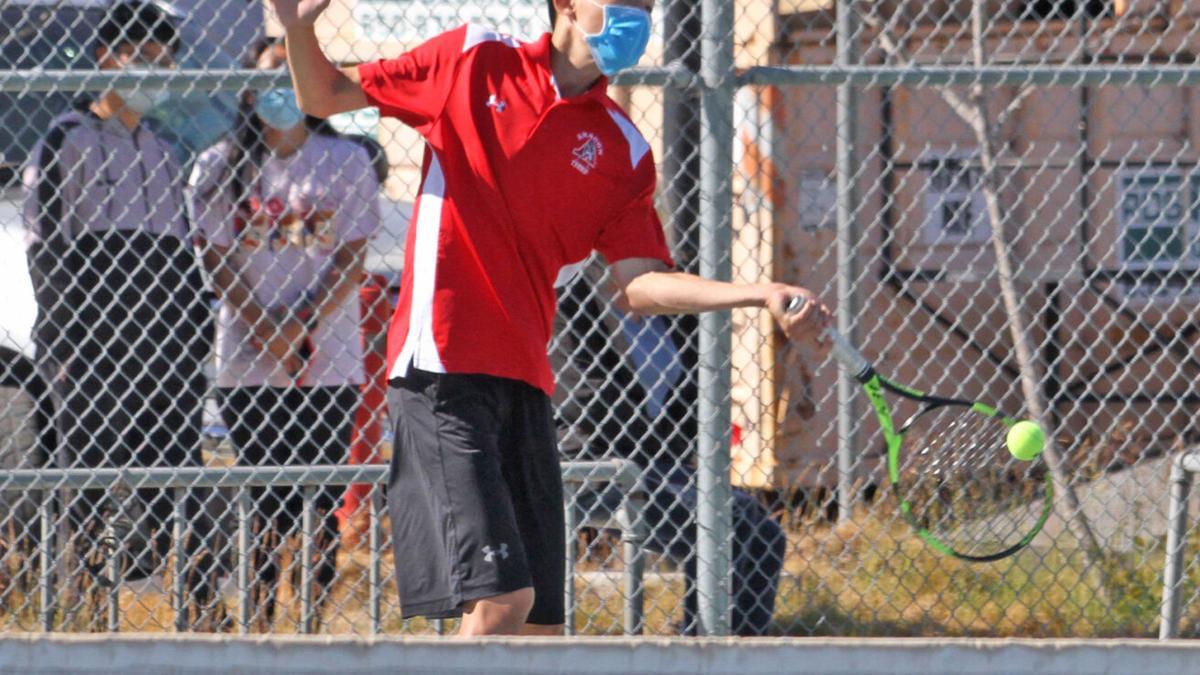 Aragon tennis team secures CCS spot