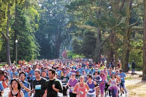 Revelers turn out for Bay to Breakers race