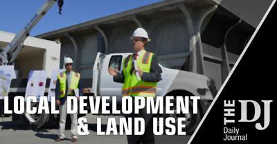 Daily Journal local dev development land use logo generic